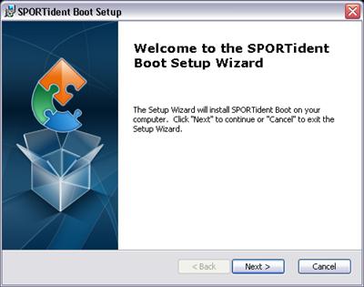 SI_Boot Installation Program